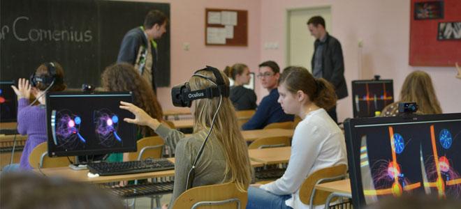 الفضاء الافتراضي يرسم مستقبل التعليم