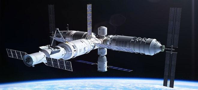 محطة فضاء صينية تخرج عن السيطرة وتتجه نحو الأرض