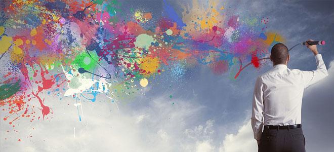 ما الفرق بين الإنسان النمطي والمبدع؟
