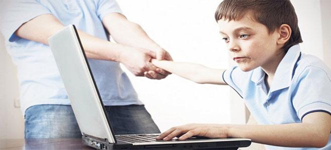 مدة الاستخدام ليست المؤشر الوحيد على إدمان الطفل للميديا