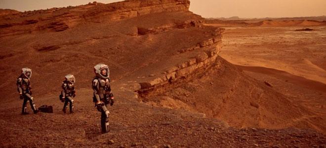 الحياة على المريخ.. جدل دائم بين العلماء