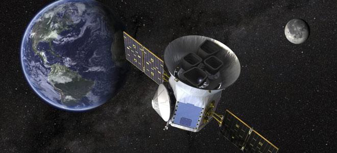 «ناسا» تطلق تلسكوباً جديداً لرصد كواكب قابلة للسكن