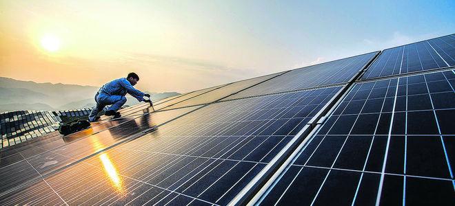 الصين تتحول إلى الطاقة النظيفة