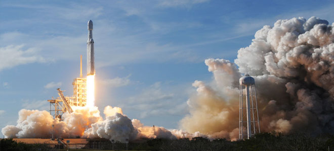 ناسا تطلق قمرين اصطناعيين لدراسة حركة المياه في الأرض
