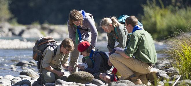 الكشافة... تعزز مهارات التواصل الاجتماعي ونمو الشخصية للأطفال والمراهقين