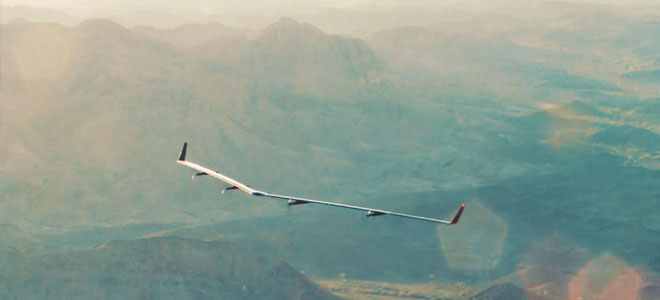 «فيسبوك» توقف مشروع توفير خدمة الانترنت بالطائرات المسيّرة