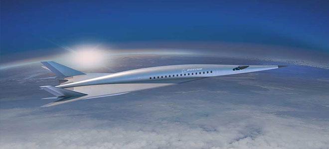 ثورة في عالم الطيران.. بوينج أسرع من الصوت