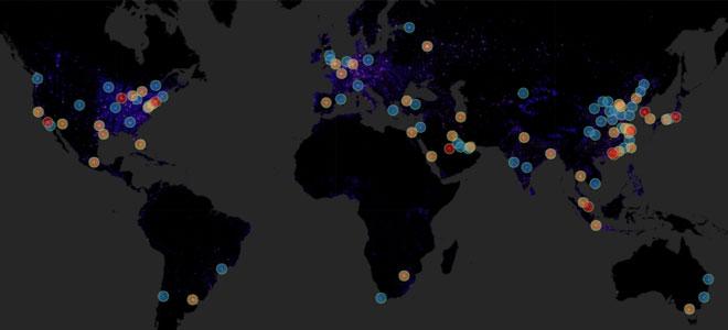 تعرف على المدن الأكثر تلوثاً في العالم