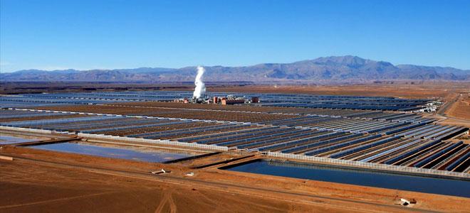 البنك الدولي يمول مشروعاً ضخماً للطاقة الشمسية في المغرب
