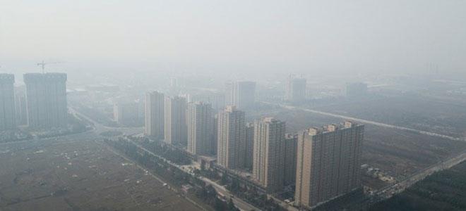 جرينبيس: تركيزات الأوزون ترتفع لمستوى قياسي في الصين