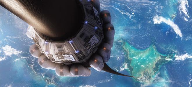 مصعد الفضاء.. البشرية على موعد مع تجربة مذهلة