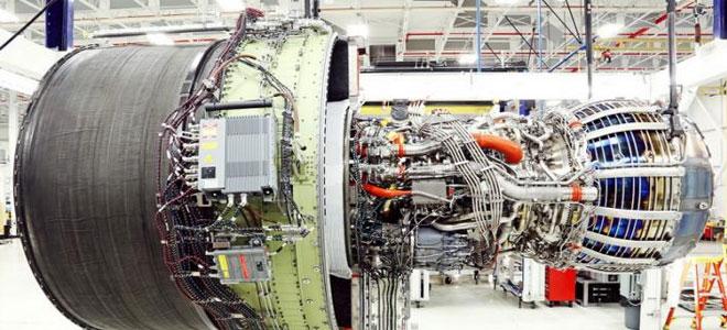 تصميم أول محرك طائرة مدنية أسرع من الصوت
