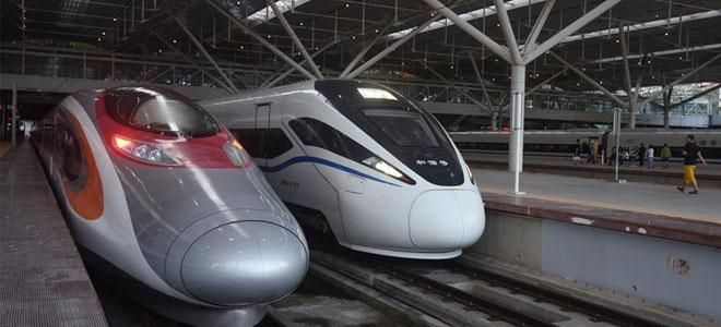 الصين تمتلك 60% من السكك الحديدية فائقة السرعة حول العالم