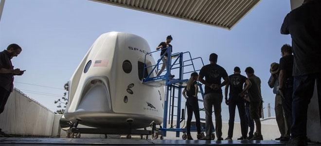 """""""ناسا"""": أول رحلة مأهولة في التاريخ لشركة خاصة تنطلق قريباً"""