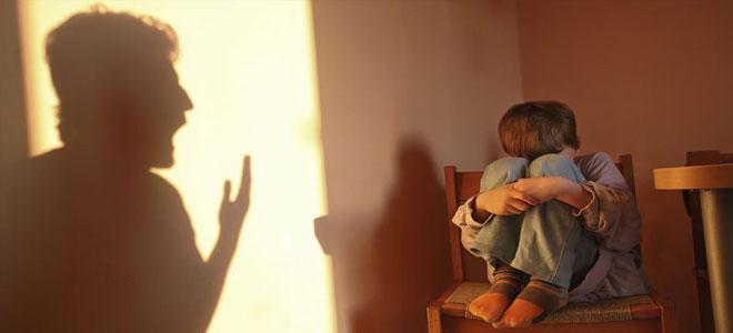 قسوة الآباء وراء عدوانية الأطفال