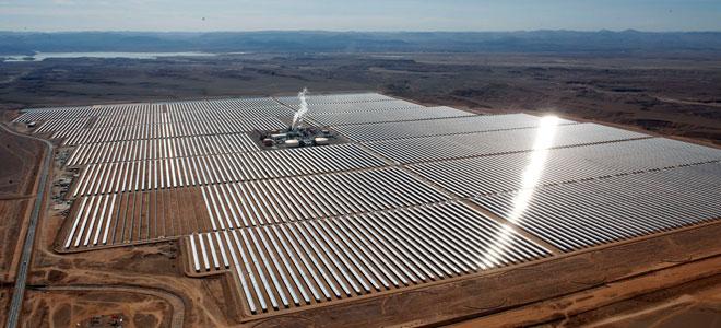الطاقة الخضراء تشكّل مصدر قوة جديد للمغرب
