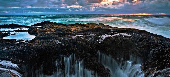 دراسة تكشف ابتلاع الأرض لكميات هائلة من المياه!