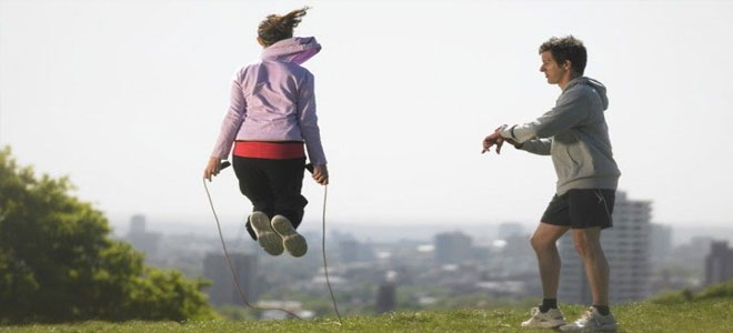 النشاط البدني يعزز السعادة ويحسن الحالة المزاجية