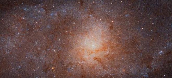 """""""هابل"""" يرسل صورة هي الأكثر تفصيلا لمجرة المثلث المجاورة للأرض"""
