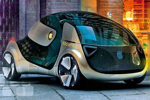 سيارة آبل الكهربائية في الأسواق بحلول 2019