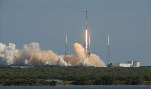 ناسا تُرسل أول منزل تجريبي إلى الفضاء