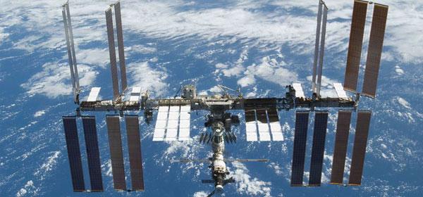 Des super-bactéries dans la Station spatiale internationale